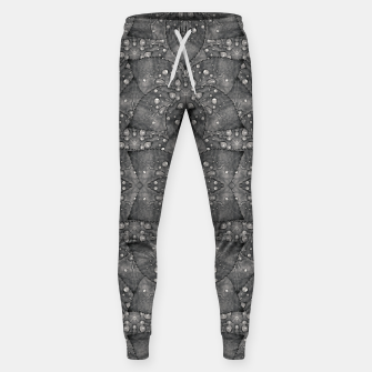 Miniaturka Modern Fancy Nature Collage Pattern Sweatpants, Live Heroes