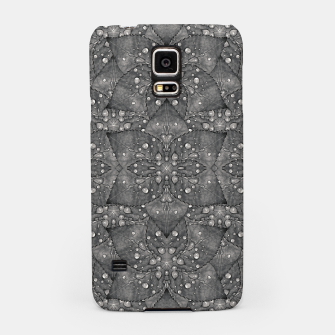Miniaturka Modern Fancy Nature Collage Pattern Samsung Case, Live Heroes