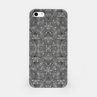Miniaturka Modern Fancy Nature Collage Pattern iPhone Case, Live Heroes