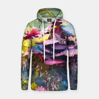 Thumbnail image of Rainbow forest Hoodie, Live Heroes