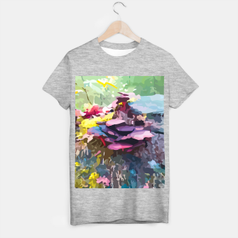 Rainbow forest T-shirt regular thumbnail image