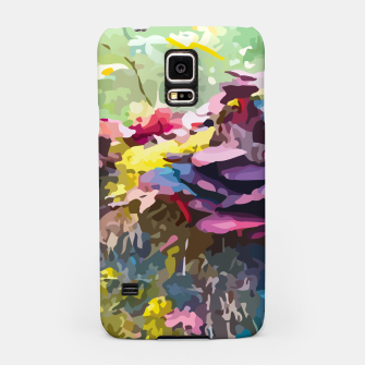 Thumbnail image of Rainbow forest Samsung Case, Live Heroes