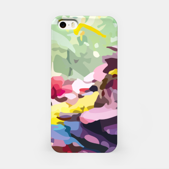Rainbow forest iPhone Case thumbnail image