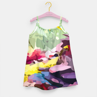 Rainbow forest Girl's dress thumbnail image