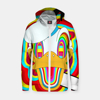 Thumbnail image of Dizzy Donald Hoodie, Live Heroes