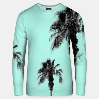 Miniatur Boho Palm Trees Dream #1 #minimal #tropic #decor #art Unisex sweatshirt, Live Heroes