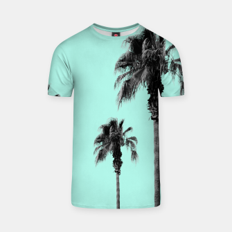 Miniature de image de Boho Palm Trees Dream #1 #minimal #tropic #decor #art T-Shirt, Live Heroes