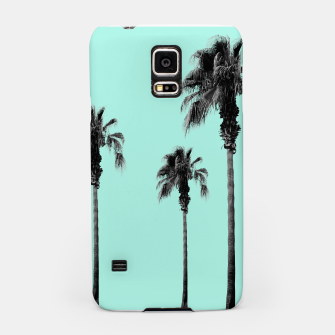 Miniaturka Boho Palm Trees Dream #1 #minimal #tropic #decor #art Handyhülle für Samsung, Live Heroes
