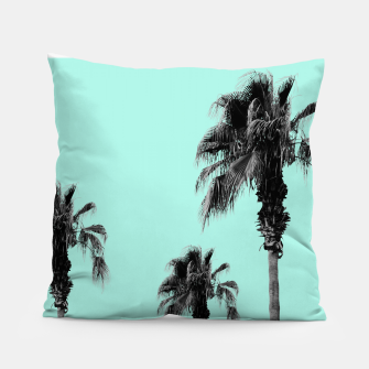 Miniature de image de Boho Palm Trees Dream #1 #minimal #tropic #decor #art Kissen, Live Heroes