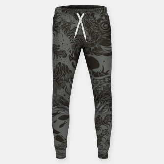 Miniatur Big waves Dark Sweatpants, Live Heroes