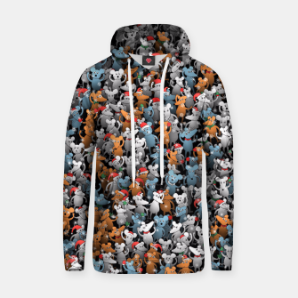 Mouse New Year Hoodie thumbnail image