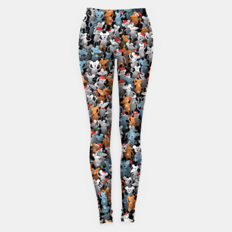 Miniature de image de Mouse New Year Leggings, Live Heroes