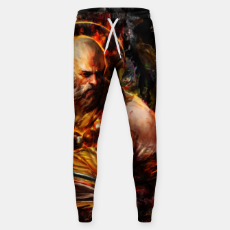 monk Sweatpants obraz miniatury