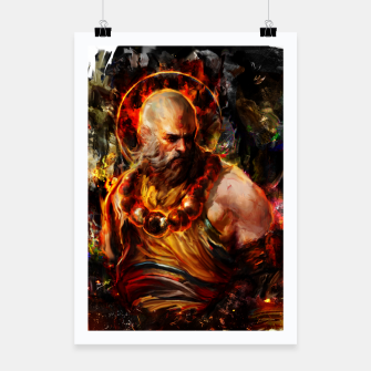 monk Poster miniature