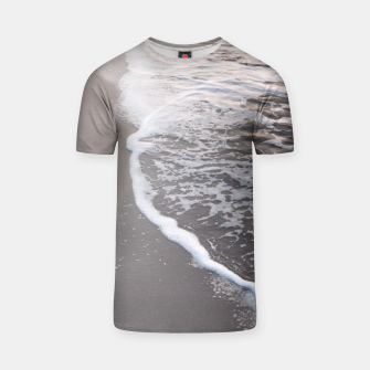 Mystical Sunset Beach Dream #2 #wall #decor #art  T-Shirt Bild der Miniatur
