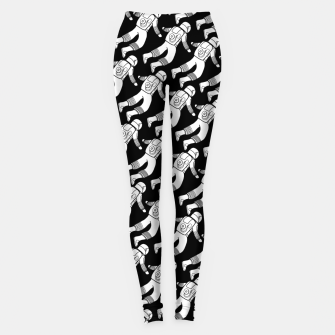 Miniature de image de Spaceman pattern Leggings, Live Heroes