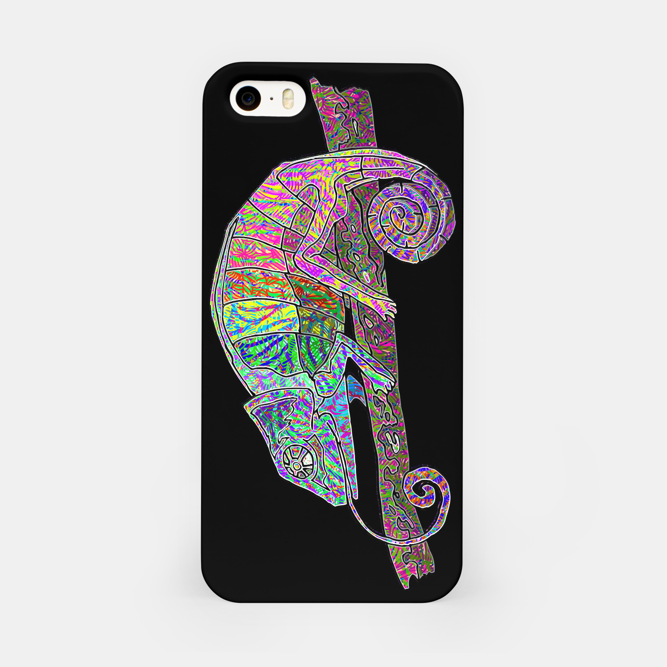 Image of kameleon iPhone Case - Live Heroes