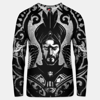 Thumbnail image of Genie Unisex sweater, Live Heroes