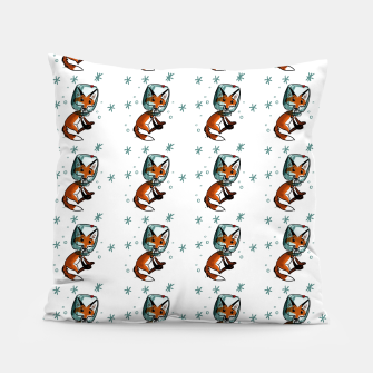 Thumbnail image of Star fox pattern white Almohada, Live Heroes