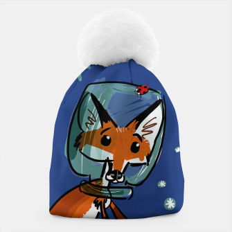 Thumbnail image of I am not a star fox BLUE Gorro, Live Heroes