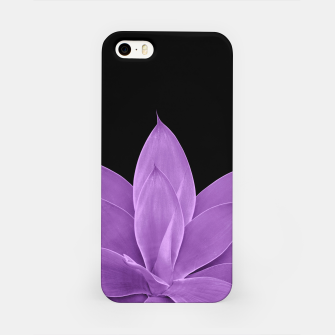 Miniaturka Purple Agave #1 #tropical #decor #art iPhone-Hülle, Live Heroes