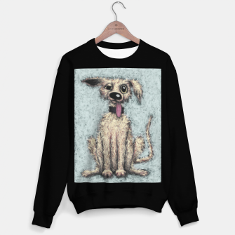 Thumbnail image of Fluffy the dog Sweater regular, Live Heroes