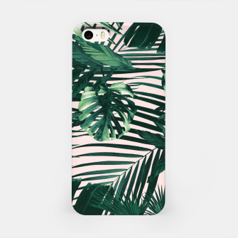 Thumbnail image of Tropical Jungle Leaves Siesta #3 #tropical #decor #art  iPhone-Hülle, Live Heroes