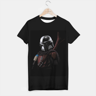 Mando Camiseta Regular miniature