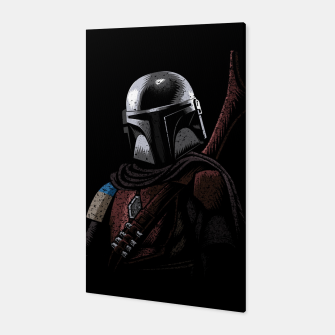 Thumbnail image of Mando Canvas, Live Heroes