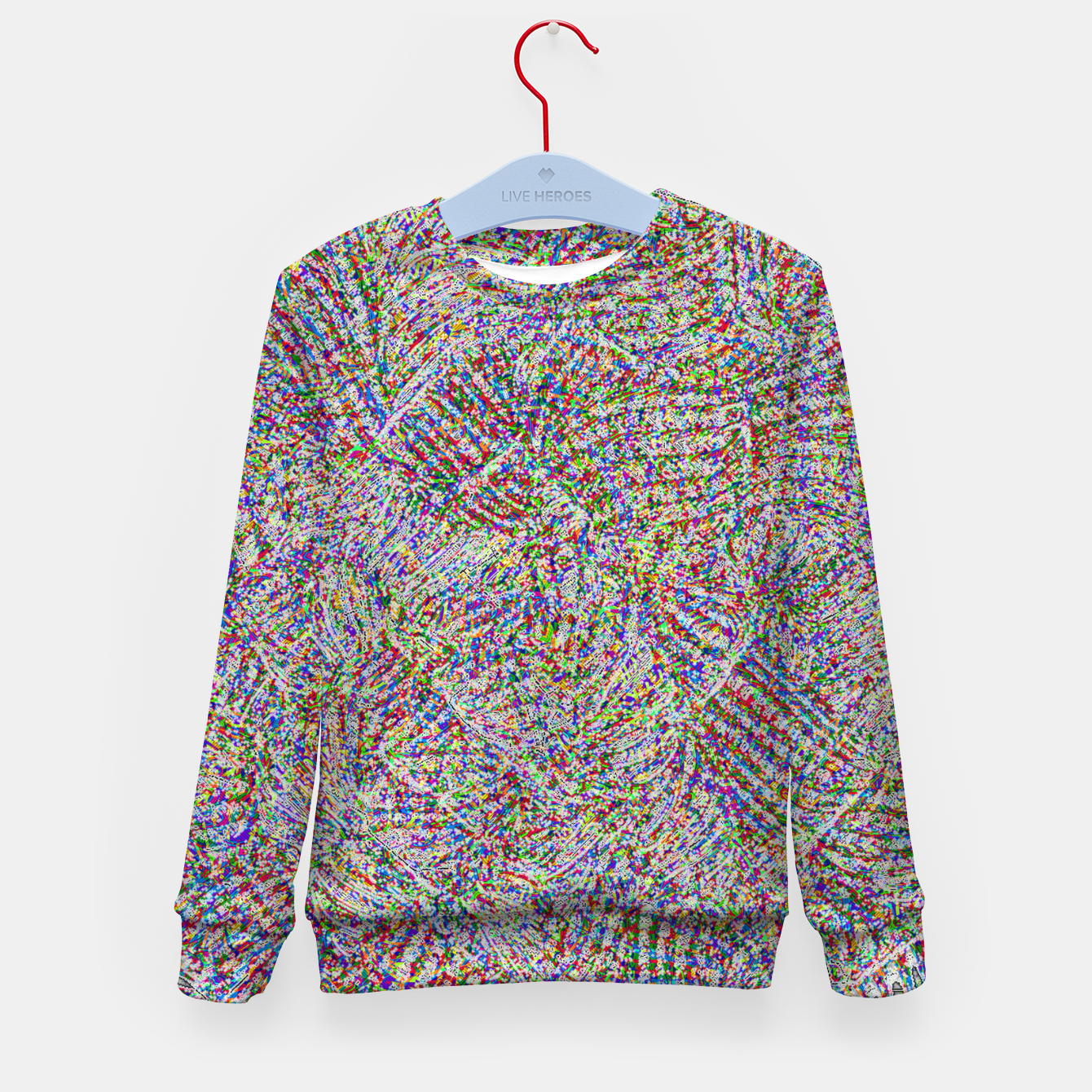 Image of Btf Kid's sweater - Live Heroes