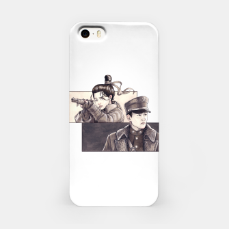 Miniatur Mister Sunshine Fan Art iPhone Case, Live Heroes