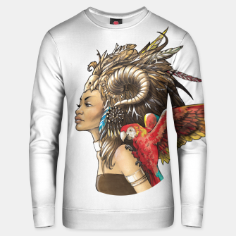Thumbnail image of Native Unisex sweater, Live Heroes