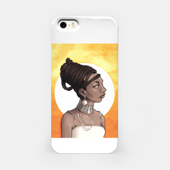 Thumbnail image of Nina Simone iPhone Case, Live Heroes