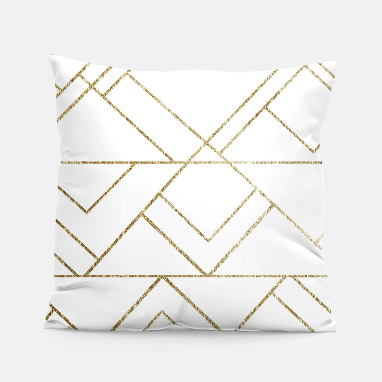 Zdjęcie Art Deco Geo Glam #1 #geometric #decor #art  Kissen - Live Heroes