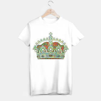 Thumbnail image of crown T-shirt regular, Live Heroes
