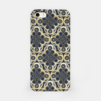 Miniature de image de Golden Moroccan Tile Glam #2 #pattern #decor #art iPhone-Hülle, Live Heroes