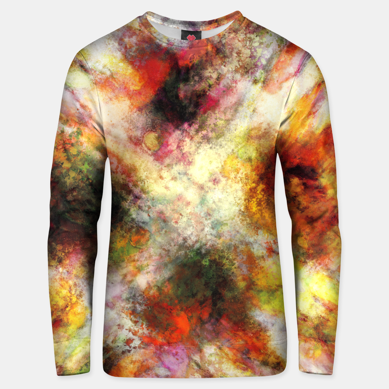 Image of Back to the fires Unisex sweater - Live Heroes