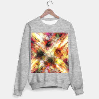 Thumbnail image of Back to the fires Sweater regular, Live Heroes