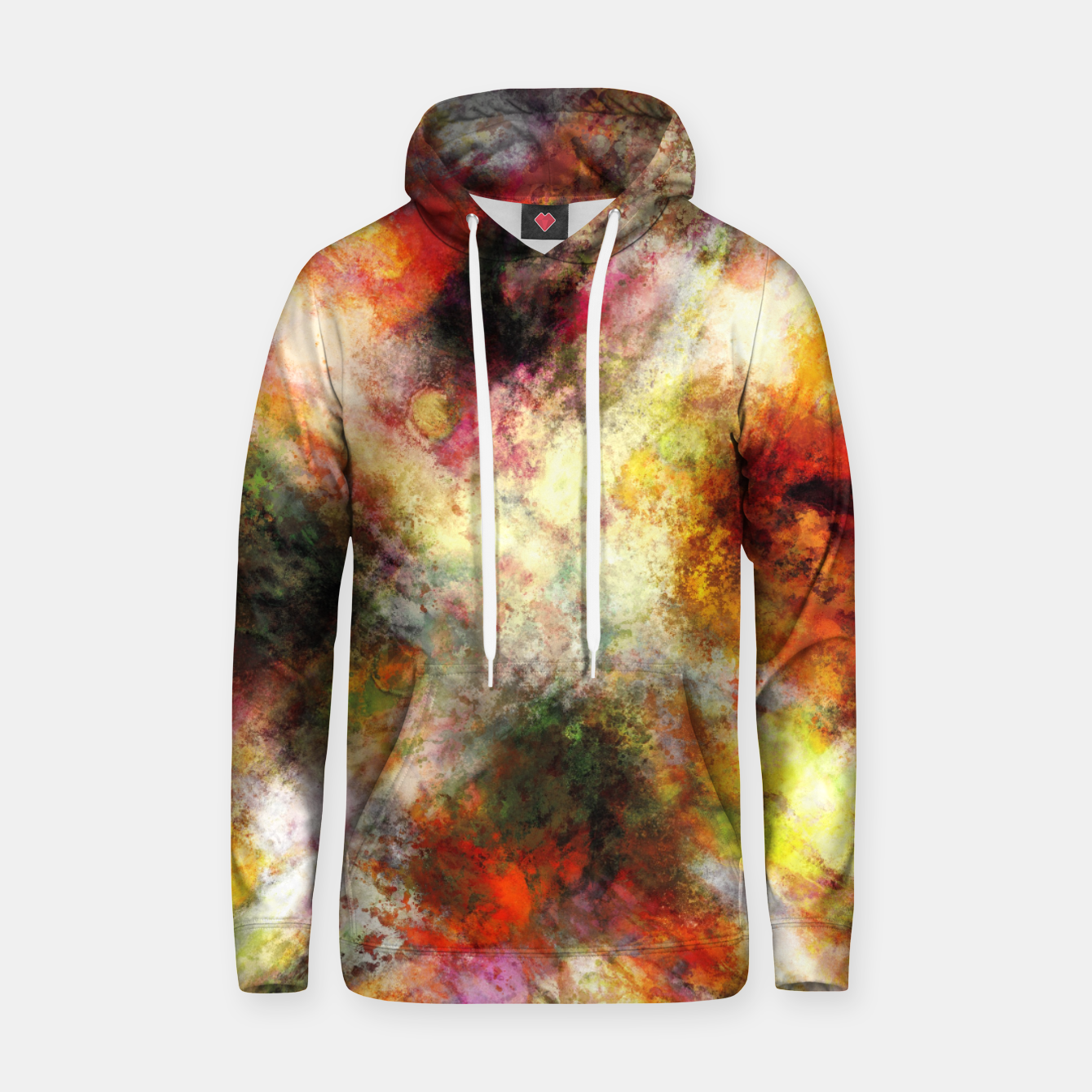 Image of Back to the fires Hoodie - Live Heroes