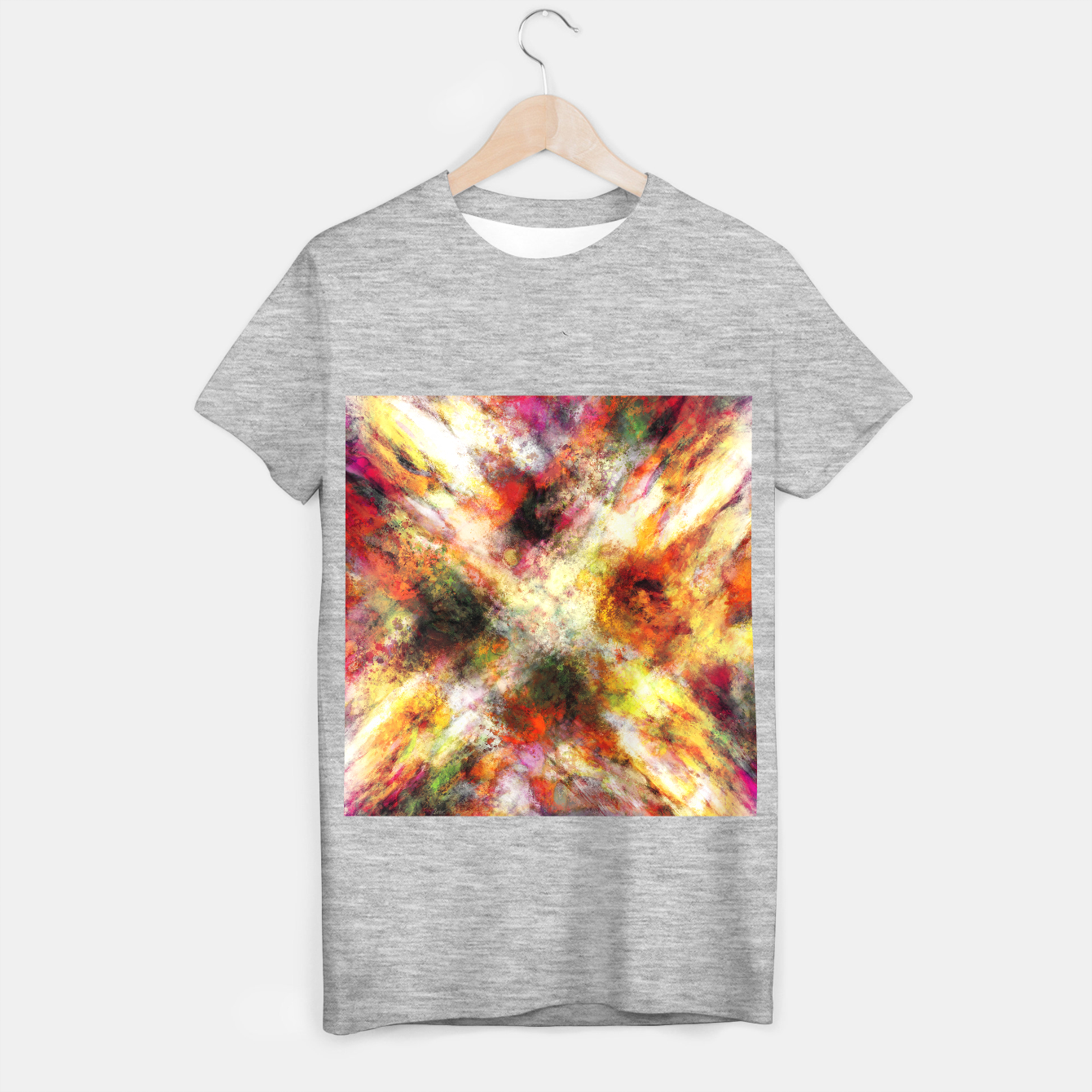 Image of Back to the fires T-shirt regular - Live Heroes
