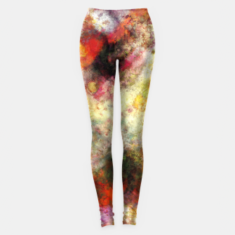 Back to the fires Leggings obraz miniatury