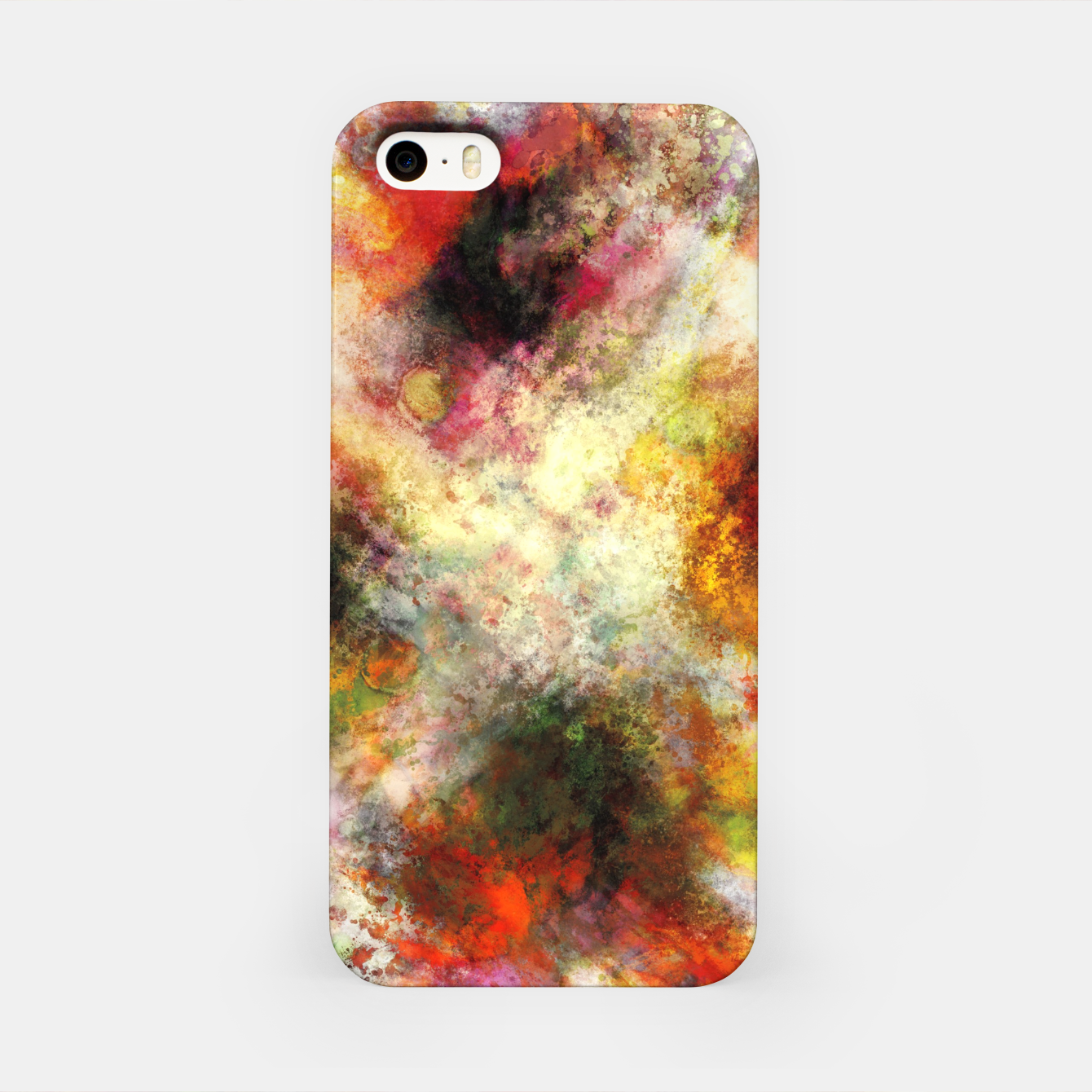 Image de Back to the fires iPhone Case - Live Heroes