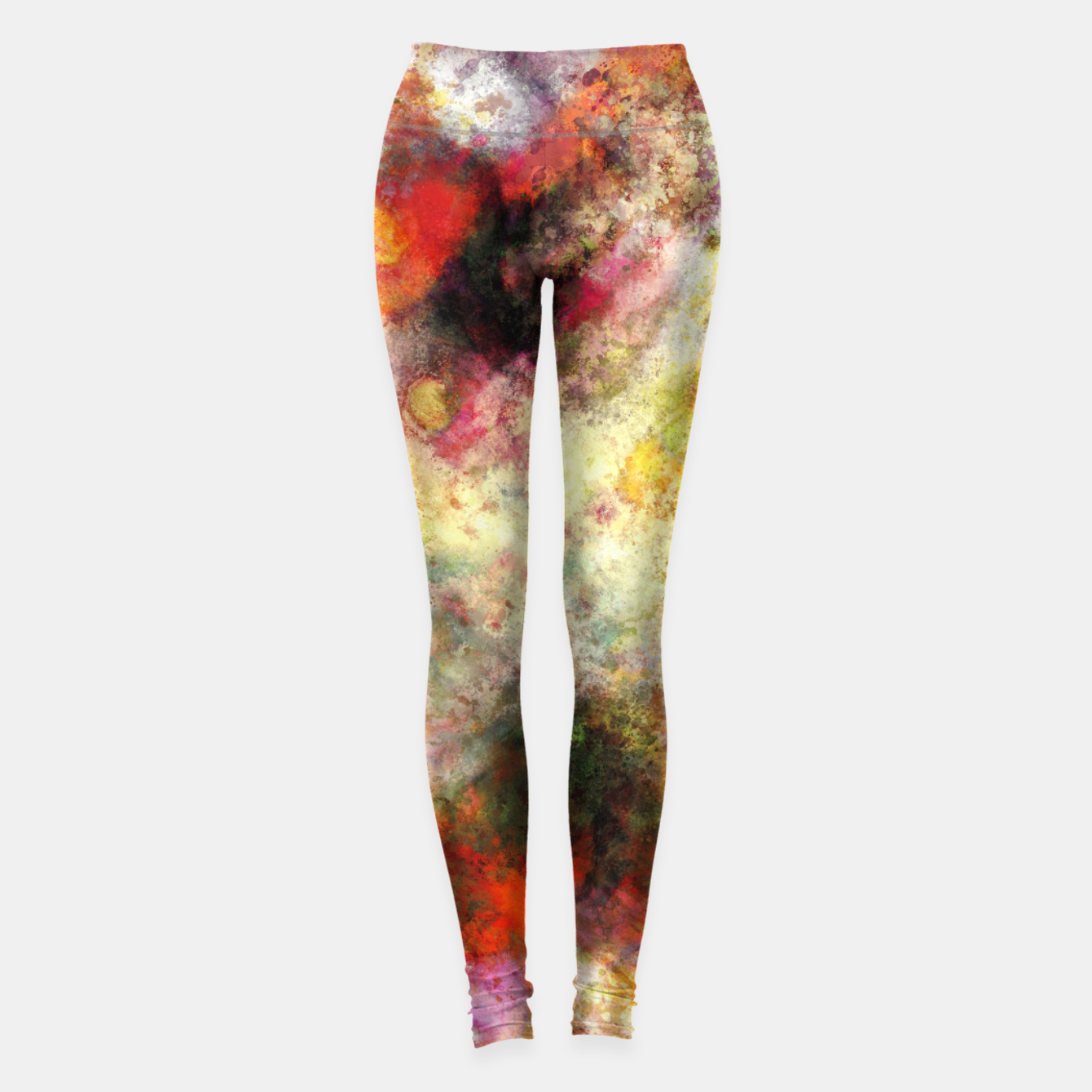 Image of Back to the fires Leggings - Live Heroes