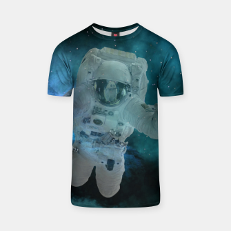 Thumbnail image of Sky Space  T-shirt, Live Heroes