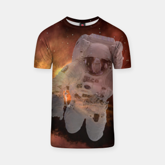 Thumbnail image of Sky Space 3  T-shirt, Live Heroes
