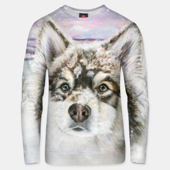 Thumbnail image of The Magic Of Lapland Winter Unisex sweater, Live Heroes