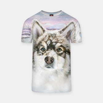 Thumbnail image of The Magic Of Lapland Winter T-shirt, Live Heroes