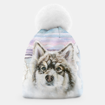 Thumbnail image of The Magic Of Lapland Winter Beanie, Live Heroes