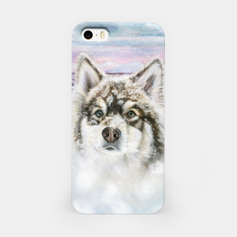Thumbnail image of The Magic Of Lapland Winter iPhone Case, Live Heroes