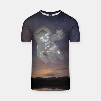 Thumbnail image of Sky Space 8  T-shirt, Live Heroes